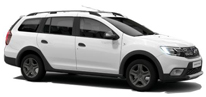 Dacia Logan MCV  (CWMD) or similar